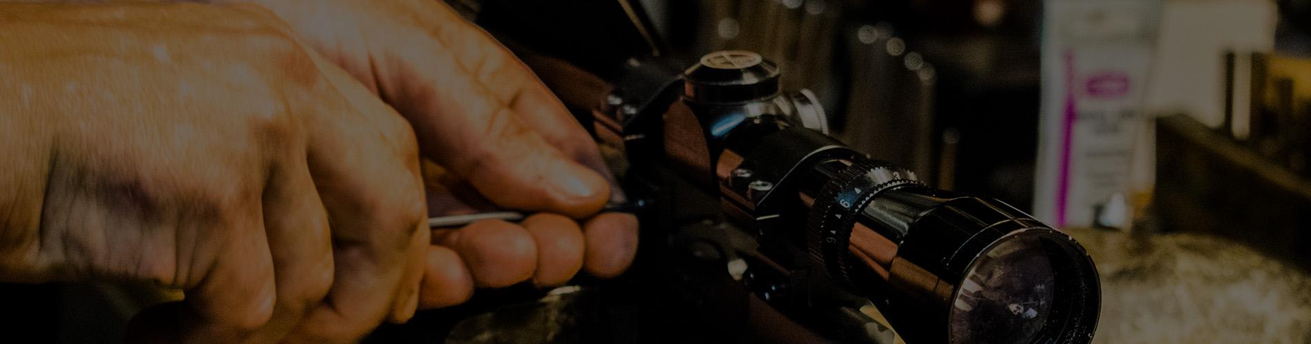 Berggrens vapen vapenverkstad